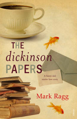 The Dickinson Papers Book Cover